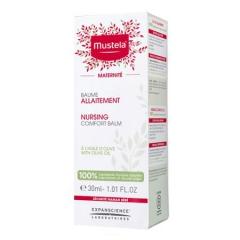 Mustela Nursing Comfort Balm Cream for Nipples, 30ml