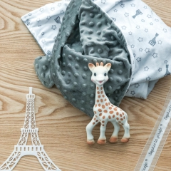 Sophie la Giraffe Sophie'doux Blanket   Baby Blanket Gift Set