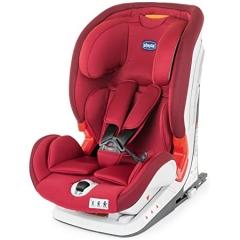 AKITA BABY CAR SEAT RED PASS