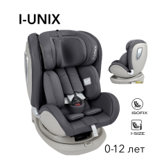 "Avtomobil oturacağı ""I-UNIX"" (GRAPHITE)"