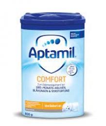 Yenidoğulmuşlar üçün süd qarışığı APTAMIL Pronutra COMFORT 800 q