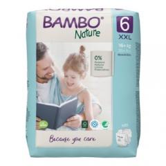 Eko uşaq bezi Bambo Nature 6 (16+ kq), 20 əd.