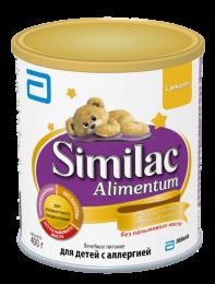 Similac Alimentum qarışığı, 400 q.Doğumdan