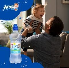 Uşaq suyu Agusha 0.33l